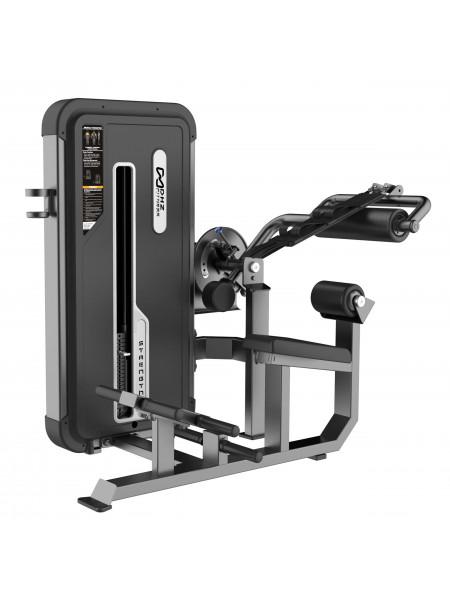 A3088 Пресс машина/Разгибание спины Abdominal Isolator & Back Extension.Стек 94 кг.