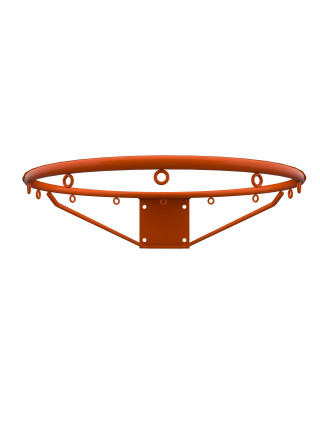 Кольцо баскетбольное №7 ЭКОНОМ (120х100)