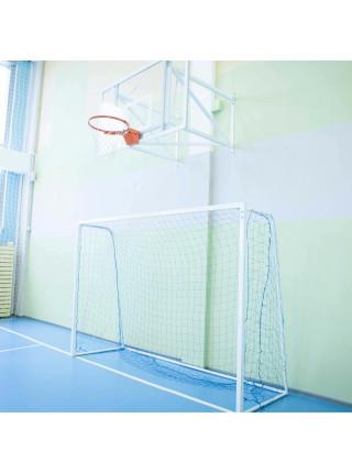 Ворота для мини-футбола, гандбола, профиль 80х80 мм (без сетки)