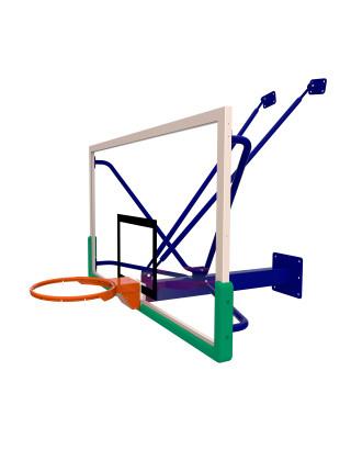 Ферма для баскетбольного щита , BIG, вынос 1200 мм
