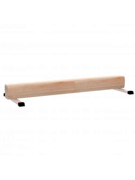 Бревно гимнастическое 3 м напольное