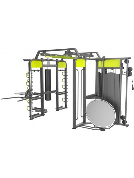 360XM Рама DHZ для функциональных тренировок