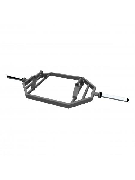 Гриф трэп-гриф , D-50, L1830, гладкая втулка, замки-пружины