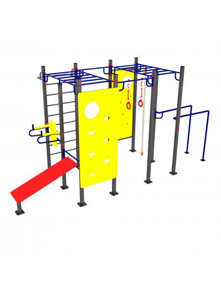 DKFL-7001 Детский спортивный комплекс Атлант