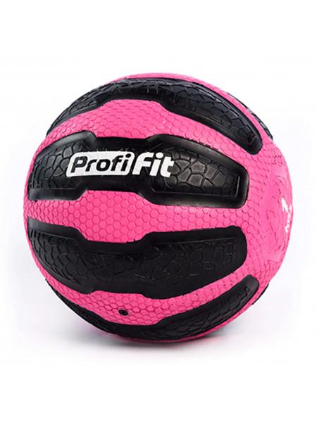 Медбол PROFI-FIT, 1 кг