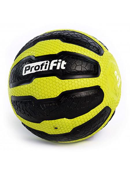 Медбол PROFI-FIT, 2 кг