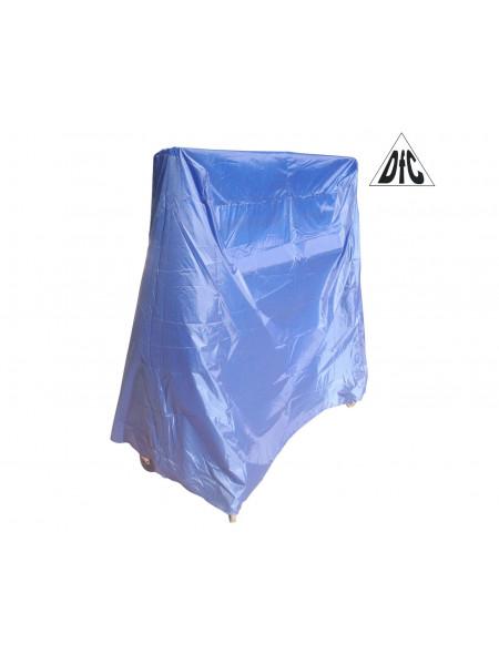 Чехол для теннисного стола, п/э, синий, компакт сборка