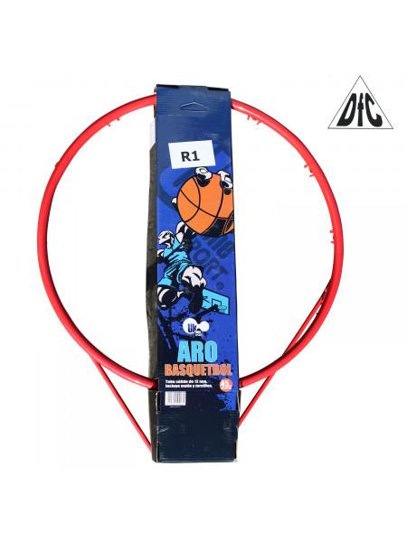 "Кольцо баскетбольное DFC R1 45см (18"") оранж./красное"