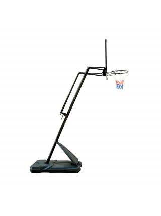 Баскетбольная мобильная стойка DFC 137x82см STAND54KLB