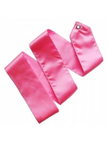 Лента гимнастическая 6 м. (розовая) HKGB 301