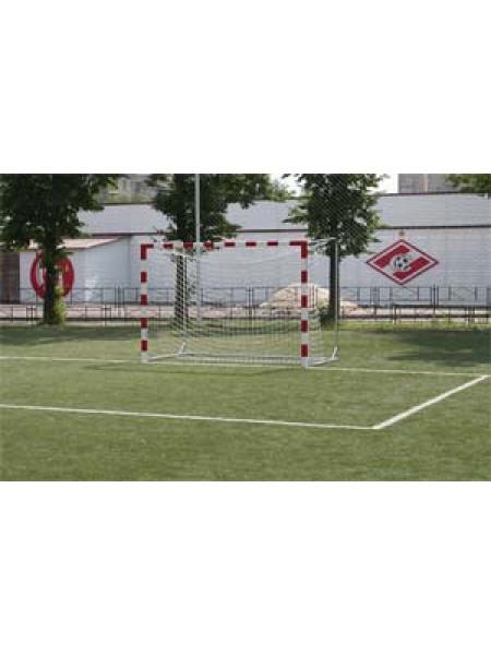 Сетка для мини футбола/гандбола яч. 100*100, нить 3,0мм, Размер: 3,00х2,00х1,00х1,50 м