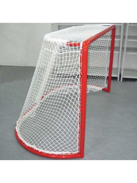 Сетка для хоккейных ворот яч. 40*40мм, нить 2,2 мм