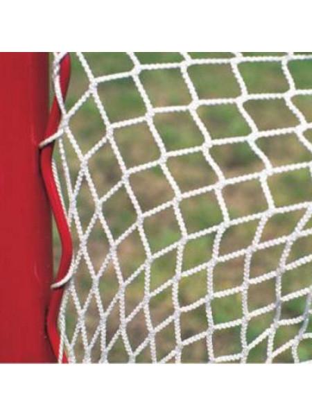 Сетка для хоккейных ворот яч. 40*40, нить 3,0 мм