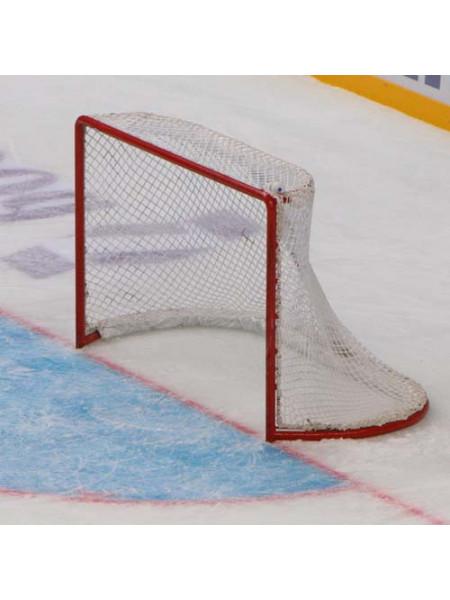 Сетка для хоккейных ворот яч. 40*40, нить 4,0 мм