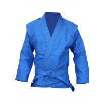 Куртка САМБО, рост 120-125 см