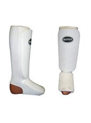 Защита RONIN голень-стопа из хлопка и эластика F162