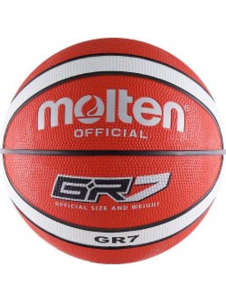 "Мяч баск. ""MOLTEN BGR7-RW"" р.7"
