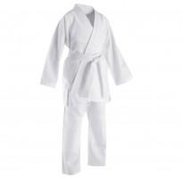 Кимоно белое легкое 120-140 см