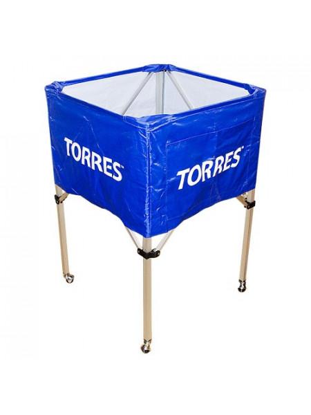 """Тележка для мячей """"TORRES"""""""