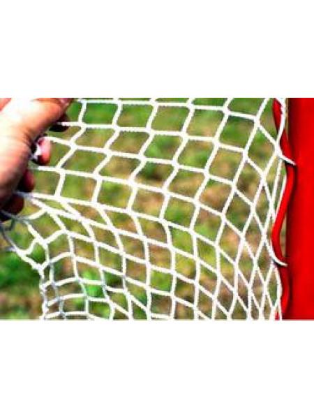 Сетка для хоккейных ворот яч. 40*40, нить 2,6 мм