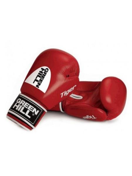 Перчатки бокс Green Hill TIGER