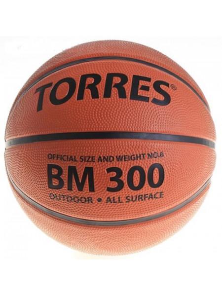"""Мяч баск. """"TORRES BM300"""", р.6"""
