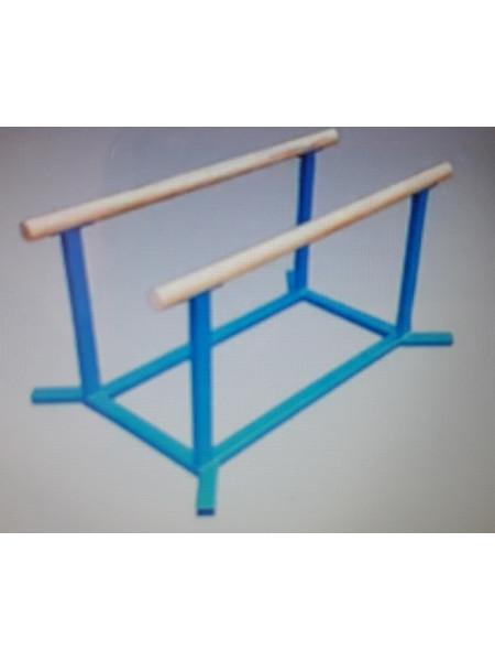 Брусья гимнастические (стоялка) с металлическим основанием