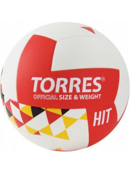 "Мяч вол. ""TORRES Hit"""