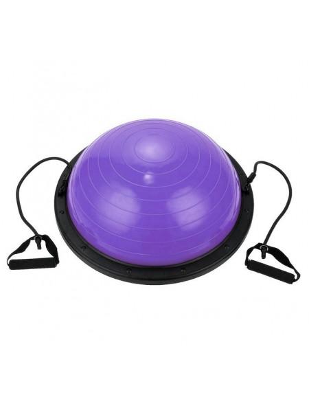 Полусфера для фитнеса (мяч Босу) 60 см