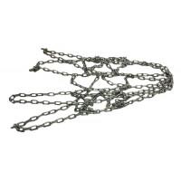 Сетка для баскетбольного кольца антивандальная,  металлическая